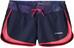 Patagonia W's Strider Shorts Navy Blue w/Shock Pink